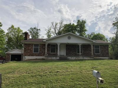 Meade County Single Family Home For Sale: 650 Lakeshore Parkway