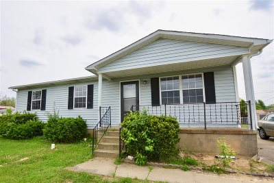 Radcliff Single Family Home For Sale: 2908 Republic Avenue