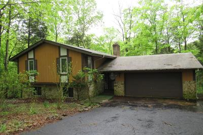 Doe Valley Single Family Home For Sale: 126 Short Leaf Lane