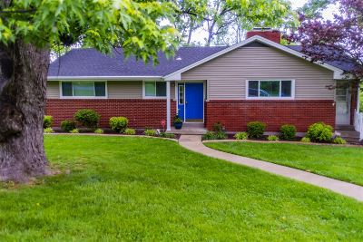 Campbellsville Single Family Home For Sale: 316 Summit Drive