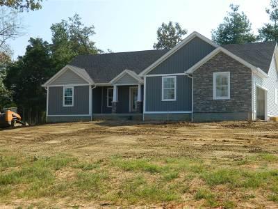 Hardin County Single Family Home For Sale: 2749 W Rhudes Creek Road