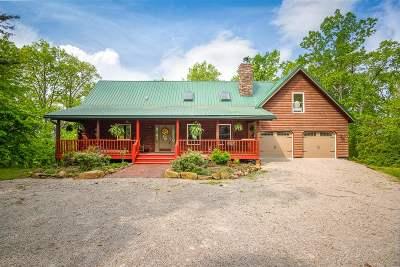 Shepherdsville Single Family Home For Sale: 1648 Rams Run Road
