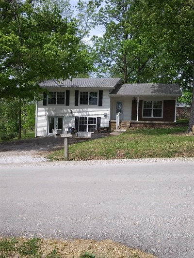 Grayson County Single Family Home For Sale: 1206 Oak Hill Drive