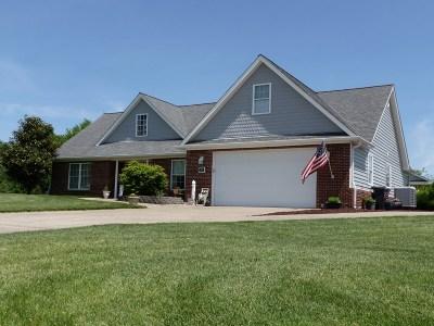 Elizabethtown Single Family Home For Sale: 208 Stonebriar Drive