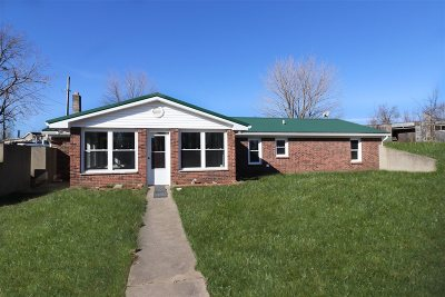 Meade County Single Family Home For Sale: 660 Concordia Road
