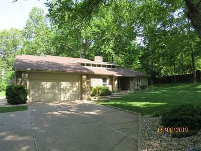 Elizabethtown Single Family Home For Sale: 453 Briarwood Circle