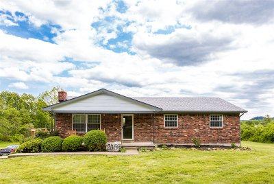 Shepherdsville Single Family Home For Sale: 2059 Raymond Road