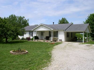 Meade County, Bullitt County, Hardin County Single Family Home For Sale: 3074 Meeting Creek Road