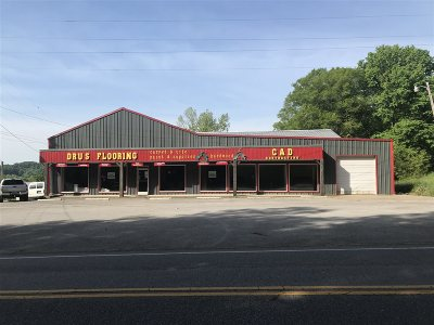 Brownsville KY Commercial For Sale: $500,000