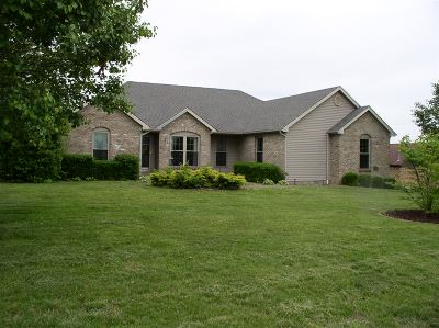 Grayson County Single Family Home For Sale: 604 Sunbeam Road