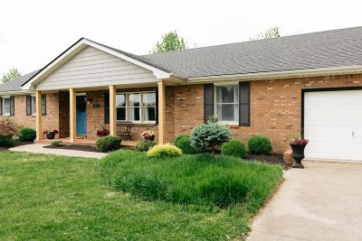 Hodgenville Single Family Home For Sale: 1283 Greensburg Road