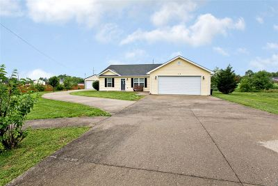Radcliff KY Single Family Home For Sale: $214,900