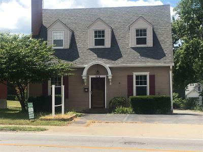 Elizabethtown Commercial For Sale: 418 W Dixie Avenue