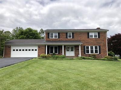 Elizabethtown Single Family Home For Sale: 135 Cecilianna Drive