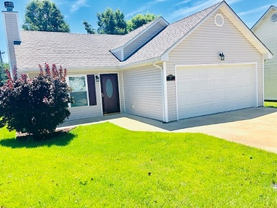 Elizabethtown Single Family Home For Sale: 107 Calumet Court