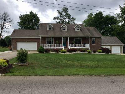 Elizabethtown Single Family Home For Sale: 307 Springhurst Court