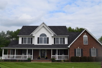 Meade County Single Family Home For Sale: 193 Wildflower Court