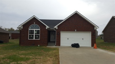Bullitt County Single Family Home For Sale: 395 Meadowcrest Drive