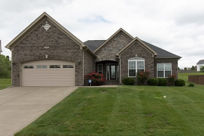 Elizabethtown Single Family Home For Sale: 121 Smokey Court