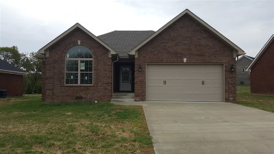 Bullitt County Single Family Home For Sale: 381 Meadowcrest Drive