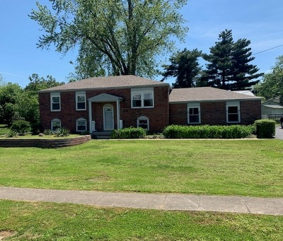Radcliff Single Family Home For Sale: 848 Crocus Drive