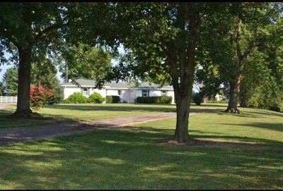Breckinridge County Single Family Home For Sale: 627 Hooks Lane