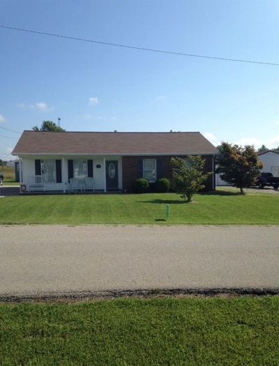 Breckinridge County Single Family Home For Sale: 333 E 6th Street