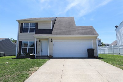 Elizabethtown Single Family Home For Sale: 204 Greenleaf Drive