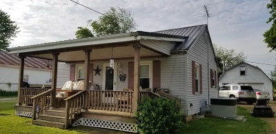 Hodgenville Single Family Home For Sale: 1629 Bardstown Road