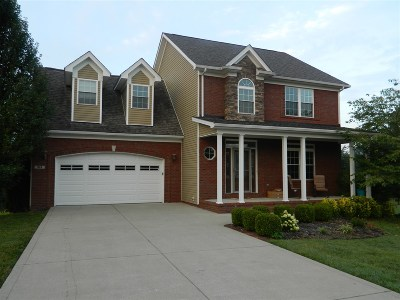 Elizabethtown Single Family Home For Sale: 83 Rio Grande Court