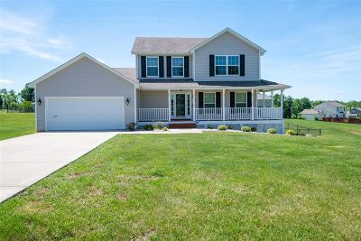 Meade County, Bullitt County, Hardin County Single Family Home For Sale: 557 Trinity Drive