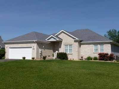 Elizabethtown Single Family Home For Sale: 188 Stonebriar Drive