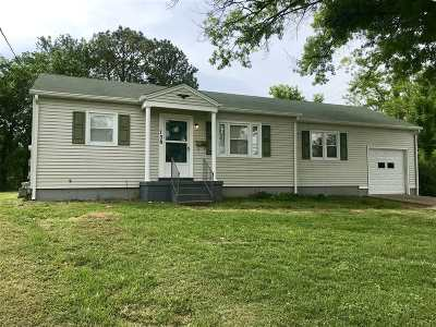 Meade County, Bullitt County, Hardin County Single Family Home For Sale: 138 Lakeview Drive