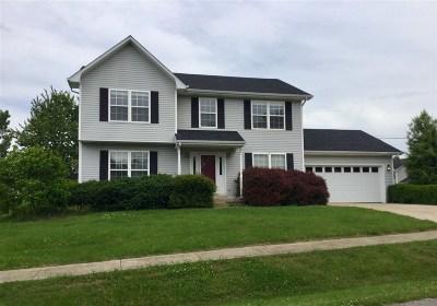 Elizabethtown Single Family Home For Sale: 100 Tulip Oak Circle