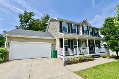 Elizabethtown Single Family Home For Sale: 424 Jey Drive