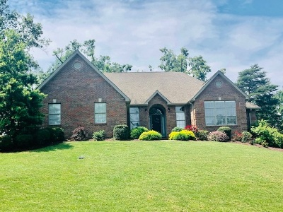 Elizabethtown Single Family Home For Sale: 2543 Chatsworth Drive