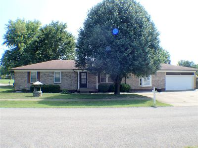 Radcliff  Single Family Home For Sale: 101 Anderson Court