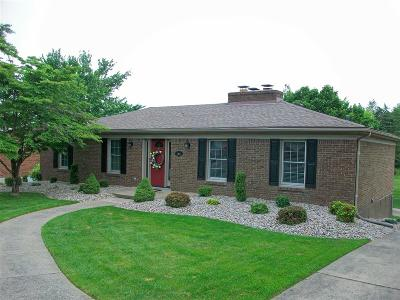 Elizabethtown Single Family Home For Sale: 303 Madison Drive