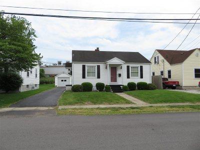 Elizabethtown KY Single Family Home For Sale: $107,500