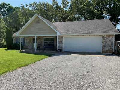 Vine Grove Single Family Home For Sale: 1911 Duggin Switch Road