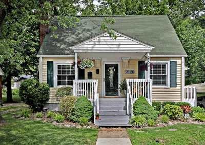 Elizabethtown KY Single Family Home For Sale: $129,900