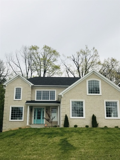 Elizabethtown Single Family Home For Sale: 717 Freeman Lake Road