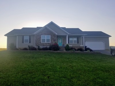 Munfordville Single Family Home For Sale: 3003 Hammonsville Road