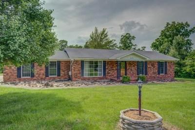 Shepherdsville Single Family Home For Sale: 4770 Zoneton Road