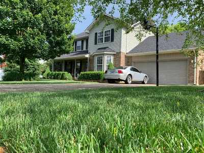 Meade County, Bullitt County, Hardin County Single Family Home For Sale: 412 Silk Oak Drive