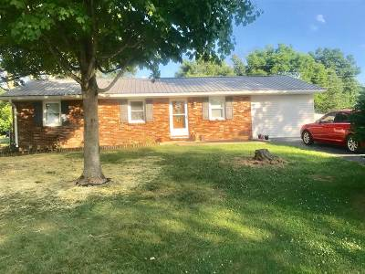 Campbellsville Single Family Home For Sale: 131 Snow Lane