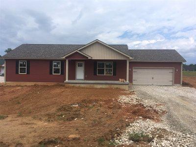 Elizabethtown Single Family Home For Sale: LOT 31 Blanket Court