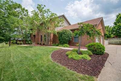 Elizabethtown Single Family Home For Sale: 513 White Oak Drive