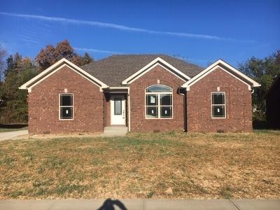 Bullitt County Single Family Home For Sale: 450 Meadowcrest Drive