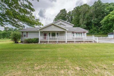 Campbellsville Single Family Home For Sale: 6350 Hodgenville Road
